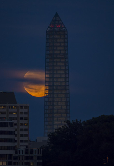When Is The Next Supermoon