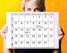Calendario Particolare.Calendari Stampabili Gratuiti Grande E Piccolo
